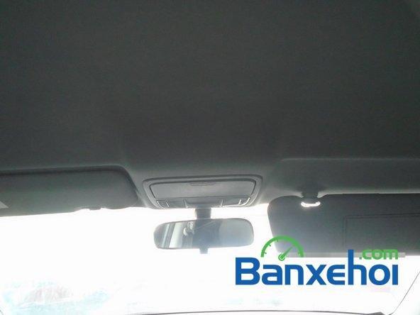 Bán xe Honda CR V 2.4L sản xuất 2015, màu trắng. Xe sử dụng nhiên liệu xăng-6