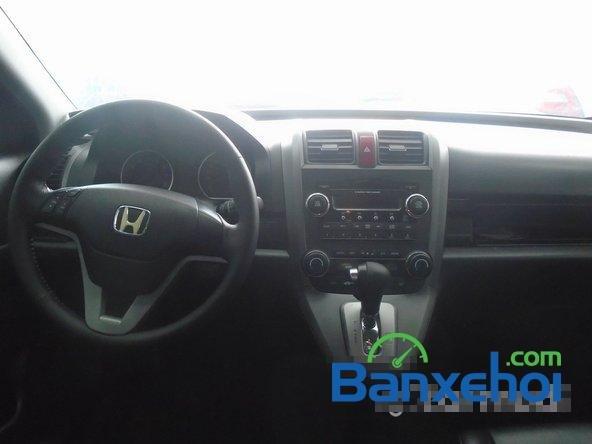 Bán xe Honda CR V 2.4L sản xuất 2015, màu trắng. Xe sử dụng nhiên liệu xăng-5
