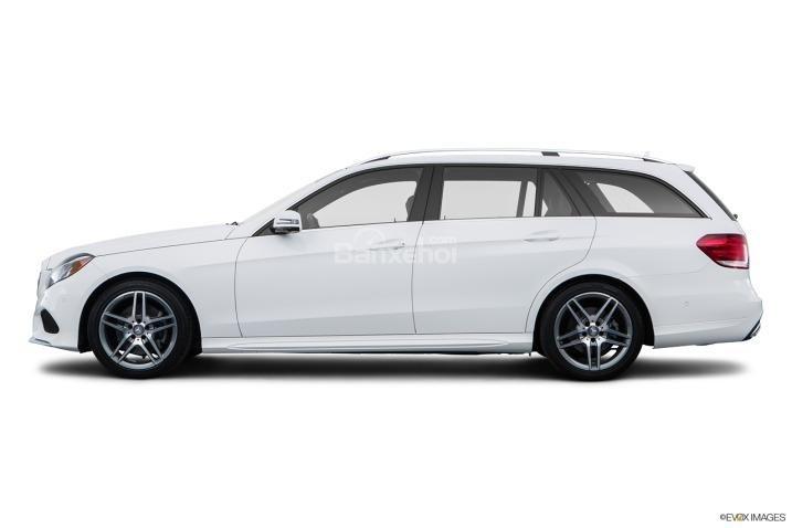 Đánh giá thân xe Mercedes-Benz E-Class 2015