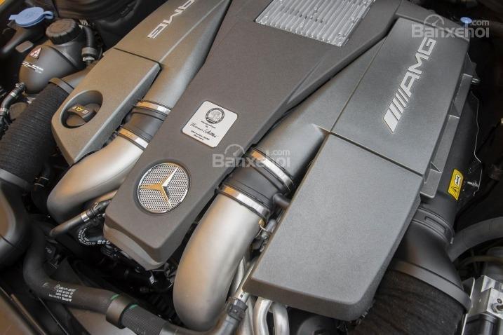 Đánh giá động cơ xe Mercedes-Benz E-Class 2015