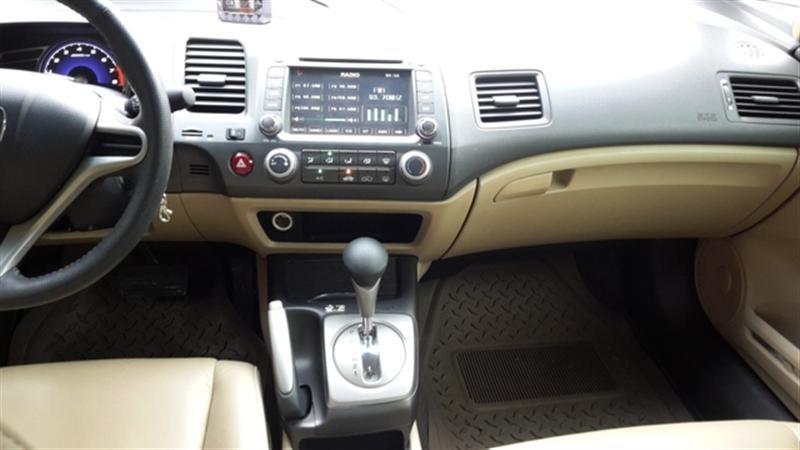 Cần bán xe Honda Civic sản xuất 2011, màu trắng-3