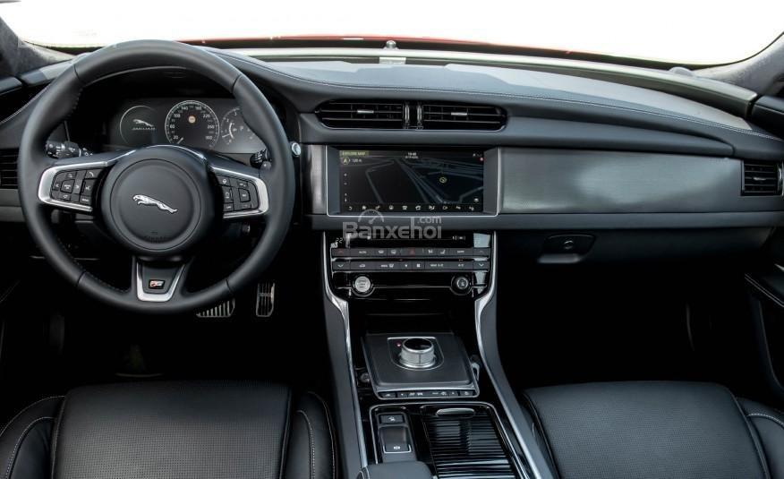 XF 2016 được trang bị hệ thống thông tin giải trí Jaguar – InControl  1
