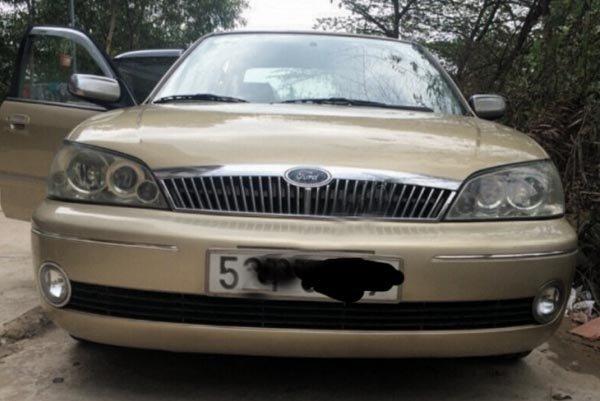Xe Ford Laser đời 2002, xe đẹp như mới-0