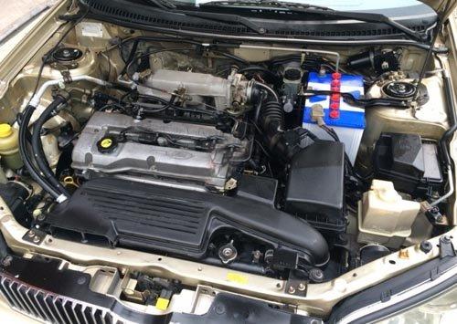 Xe Ford Laser đời 2002, xe đẹp như mới-5