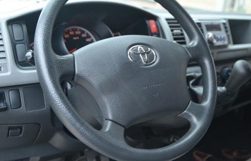 Cần bán Toyota Hiace sản xuất 2011, xe đẹp-2