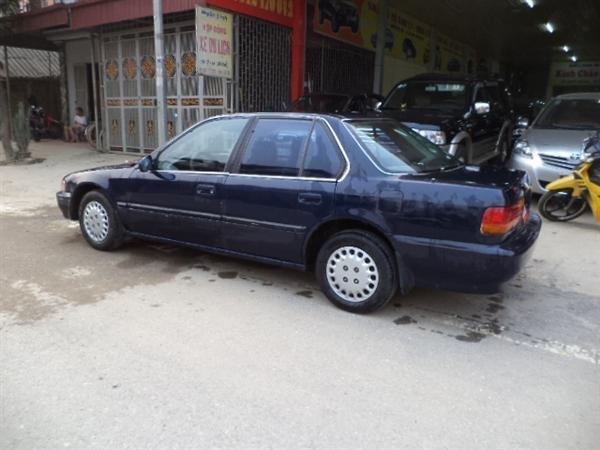 Cần bán xe Honda Accord đời 1992, nhập khẩu chính hãng-2