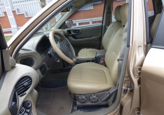 Hyundai Santa Fe đời 2003, nhập khẩu chính hãng, chính chủ, 387 triệu-1