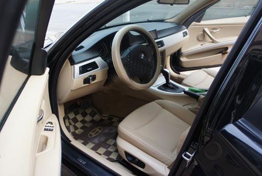 Cần bán BMW 3 Series 2009, màu đen, xe nhập, chính chủ -2