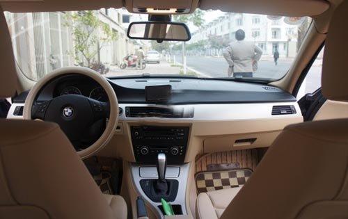 Cần bán BMW 3 Series 2009, màu đen, xe nhập, chính chủ -3