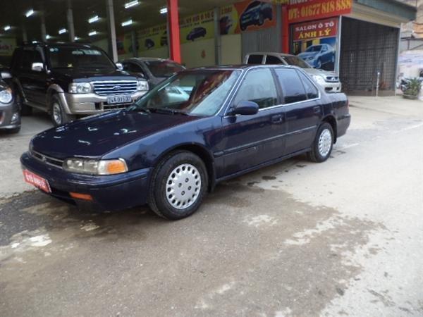 Cần bán xe Honda Accord đời 1992, nhập khẩu chính hãng-1