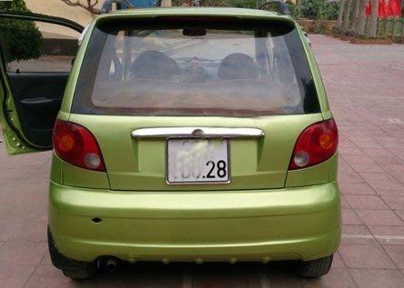 Xe Daewoo Matiz đời 2007, chính chủ, xe đẹp-0