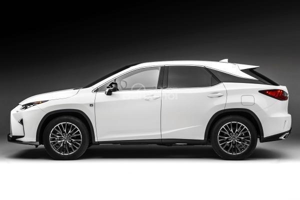Đánh giá thân xe Lexus RX 2016