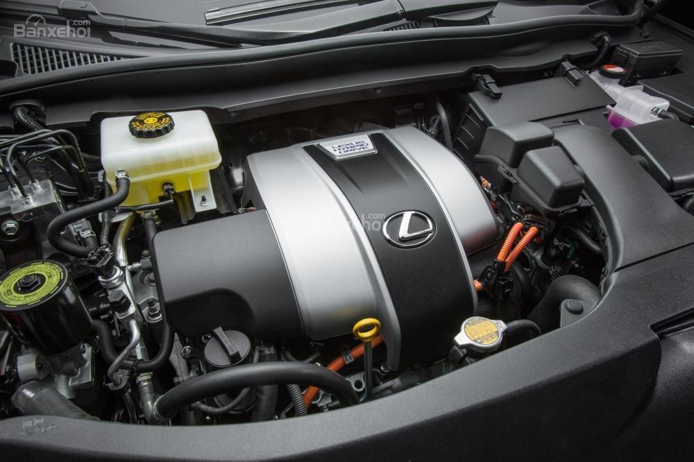 Đánh giá động cơ xe Lexus RX 2016