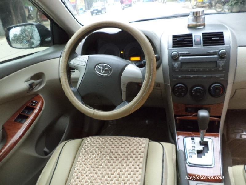 Bán Toyota Corolla Altis 2009, số tự động-2