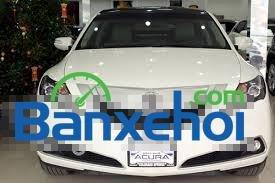 Bán gấp xe Acura ZDX màu trắng, màu trắng, nhập khẩu nguyên chiếc, giá tốt-0