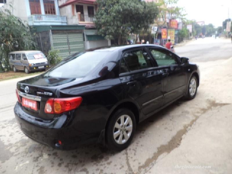 Bán Toyota Corolla Altis 2009, số tự động-4