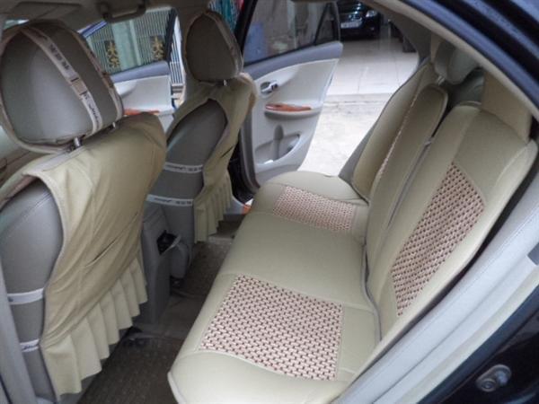 Cần bán lại xe Toyota Corolla Altis đời 2009, màu đen, số tự động -6