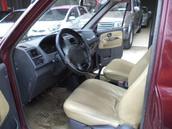 Bán ô tô Mitsubishi Jolie đời 2003, màu đỏ, xe đẹp-5