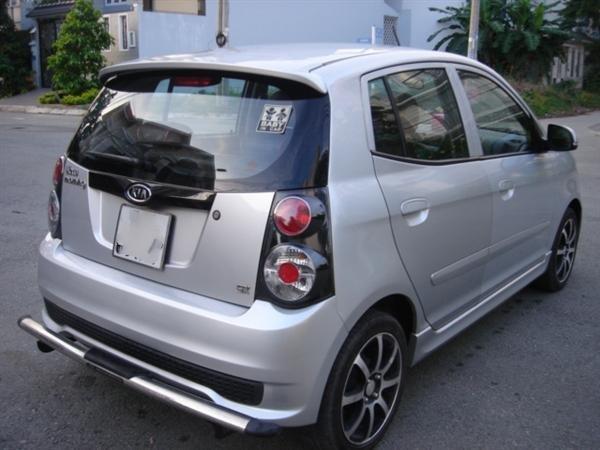 Bán Kia Morning SRT sản xuất 2011, màu bạc, số sàn-0