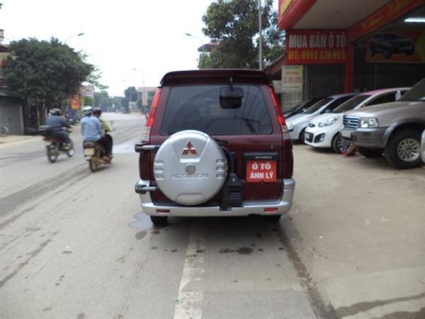 Bán ô tô Mitsubishi Jolie đời 2003, màu đỏ, xe đẹp-2