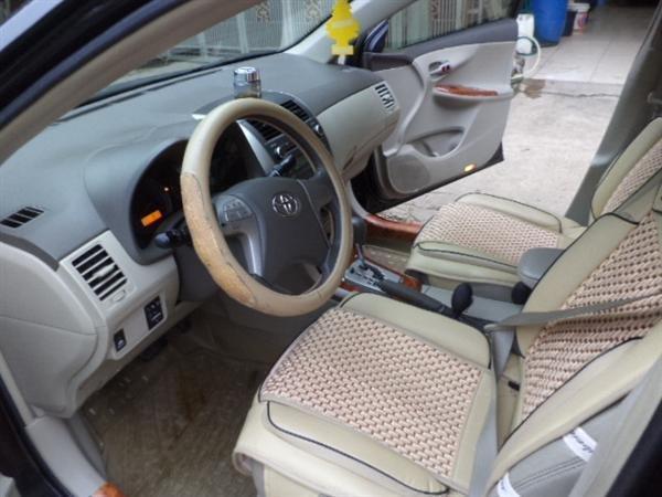 Cần bán lại xe Toyota Corolla Altis đời 2009, màu đen, số tự động -5