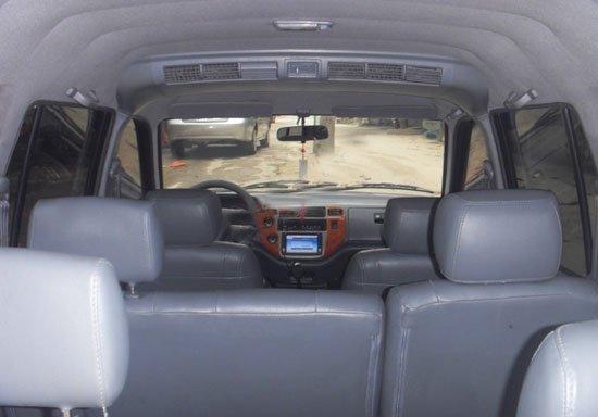 Xe Toyota Zace đời 2005, màu bạc, số sàn, xe đẹp-4