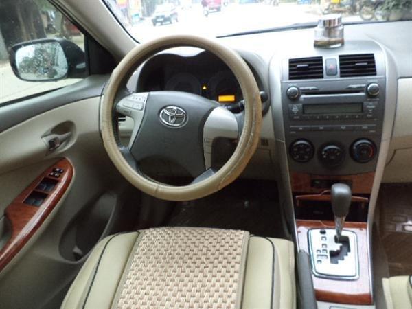 Cần bán lại xe Toyota Corolla Altis đời 2009, màu đen, số tự động -7