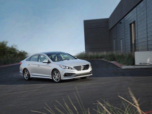 """Hyundai Sonata 2015 hợp với những người """"cầu toàn""""."""