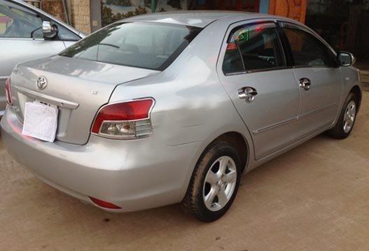 Bán ô tô Toyota Vios đời 2009, màu bạc, chính chủ-1
