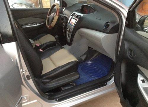 Bán ô tô Toyota Vios đời 2009, màu bạc, chính chủ-4