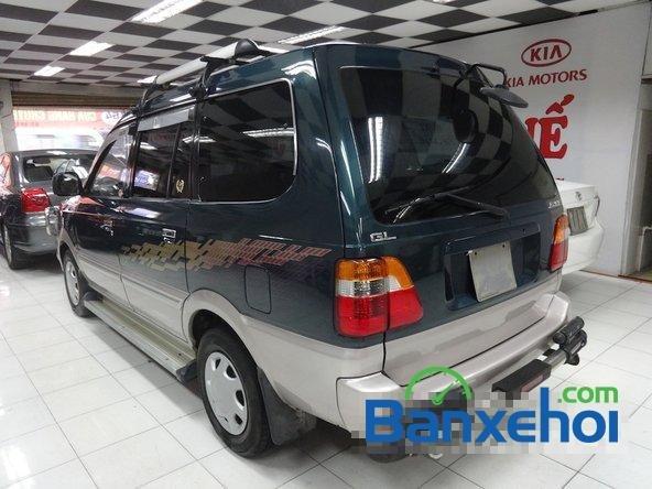Cần bán gấp xe Toyota Zace GL 1.8 sản xuất 2005, xe chính chủ, giá tốt-2