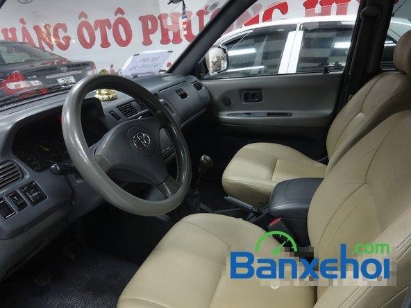Cần bán gấp xe Toyota Zace GL 1.8 sản xuất 2005, xe chính chủ, giá tốt-7