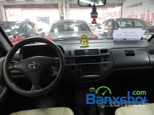 Cần bán gấp xe Toyota Zace GL 1.8 sản xuất 2005, xe chính chủ, giá tốt-8
