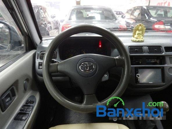 Cần bán gấp xe Toyota Zace GL 1.8 sản xuất 2005, xe chính chủ, giá tốt-9
