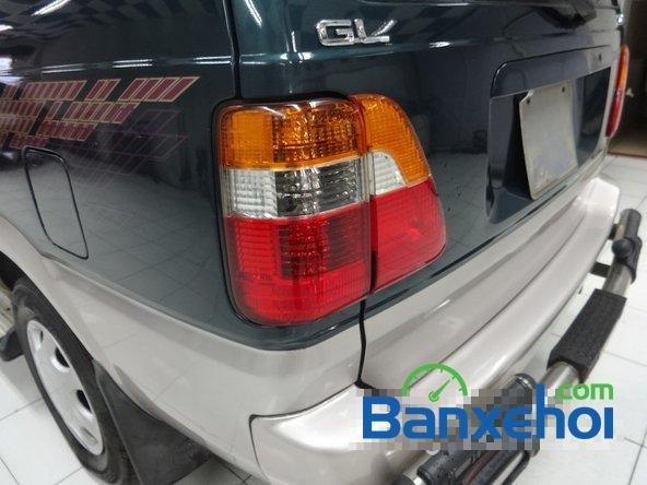 Cần bán gấp xe Toyota Zace GL 1.8 sản xuất 2005, xe chính chủ, giá tốt-4