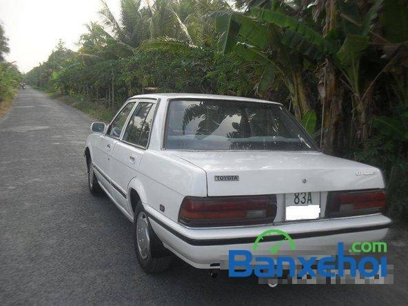 Cần bán lại xe Toyota Corolla ls đời 1986, màu trắng, giá 65 triệu-3