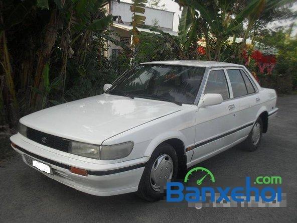Cần bán lại xe Toyota Corolla ls đời 1986, màu trắng, giá 65 triệu-2