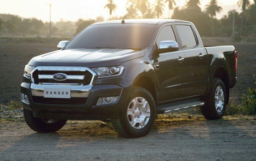 Ford Ranger 2016.