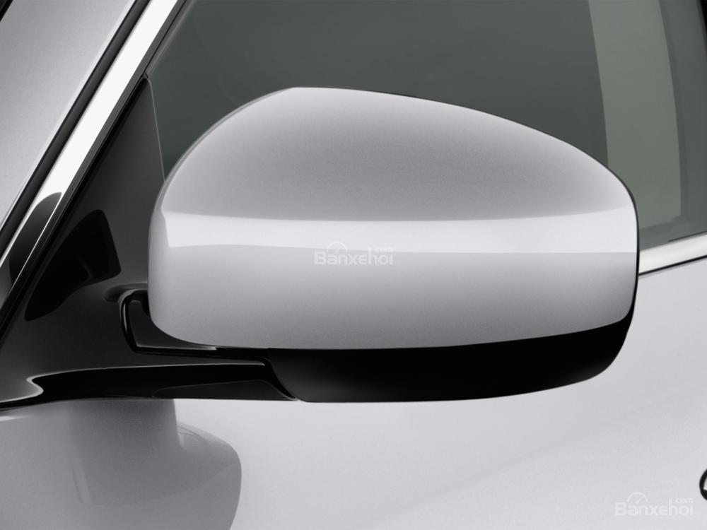 Đánh giá gương chiếu hậu xe Infiniti QX70