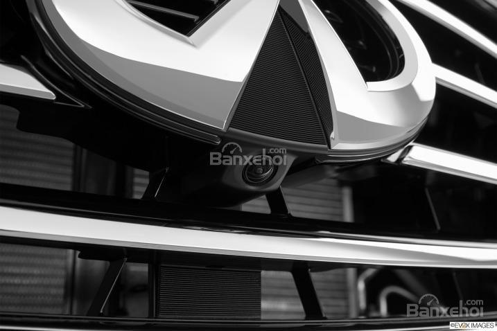Đánh giá Camera hành trình trên xe Infiniti QX70 2015