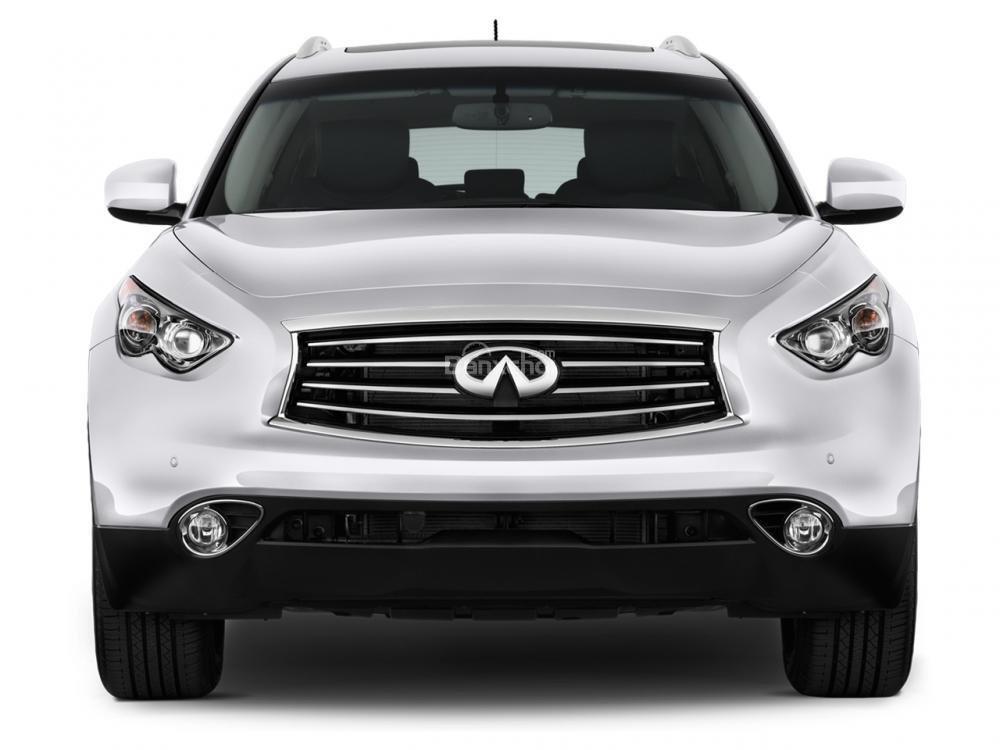 Đánh giá đầu xe Infiniti QX70 2015