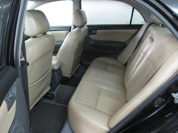 Cần bán xe Toyota Corolla Altis 1.8G 2006, màu đen, số sàn, 485 triệu-7