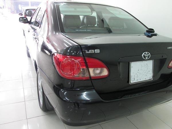 Cần bán xe Toyota Corolla Altis 1.8G 2006, màu đen, số sàn, 485 triệu-3
