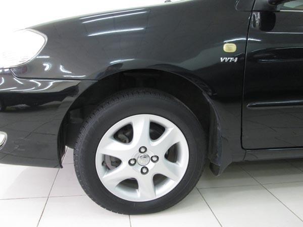 Cần bán xe Toyota Corolla Altis 1.8G 2006, màu đen, số sàn, 485 triệu-1
