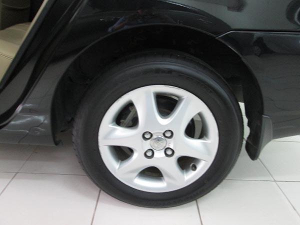 Cần bán xe Toyota Corolla Altis 1.8G 2006, màu đen, số sàn, 485 triệu-8