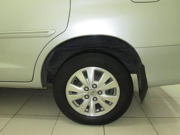 Cần bán gấp Toyota Innova G sản xuất 2009, màu bạc, chính chủ-6