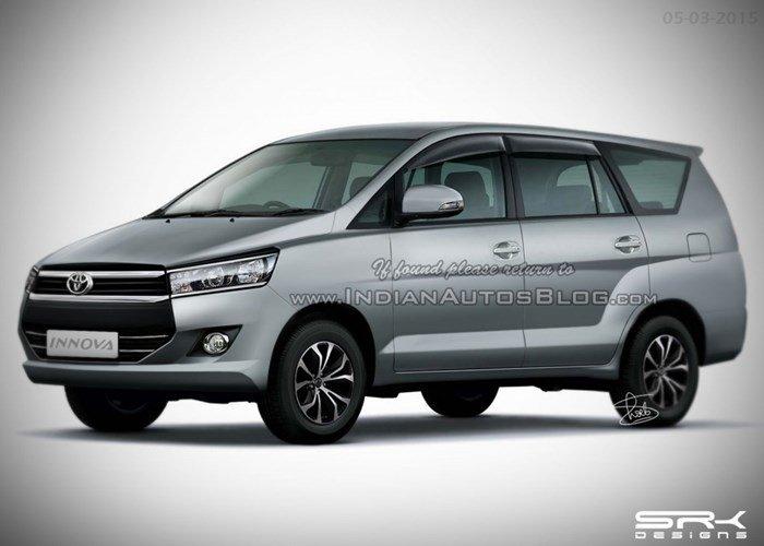 Toyota Innova 2016 chốt ngày ra mắt.