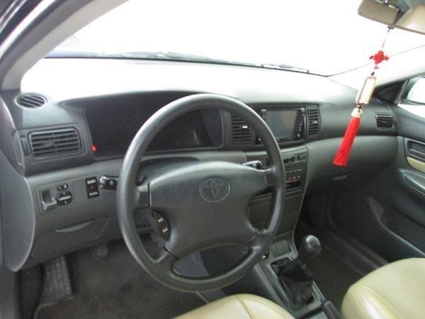 Cần bán xe Toyota Corolla Altis 1.8G 2006, màu đen, số sàn, 485 triệu-6