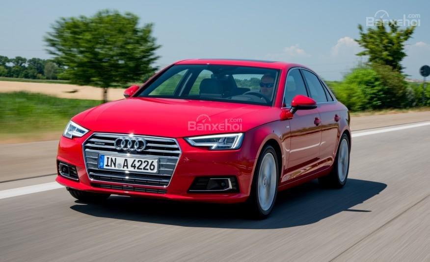 Đánh giá xe Audi A4 2017.