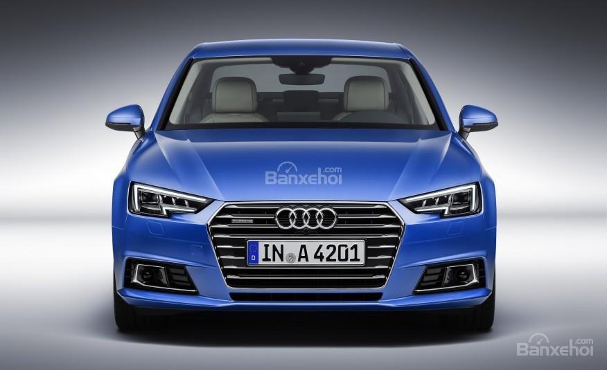 Đánh giá đầu xe Audi A4 2017
